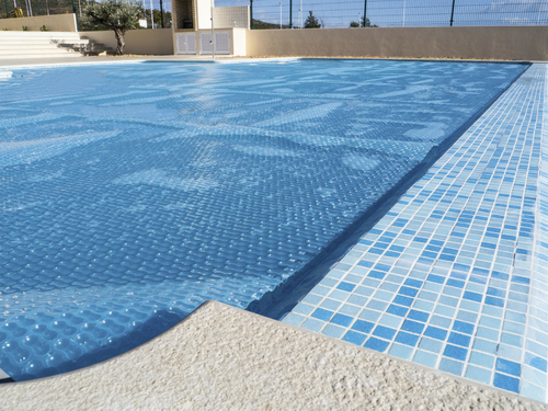 bache piscine solaire