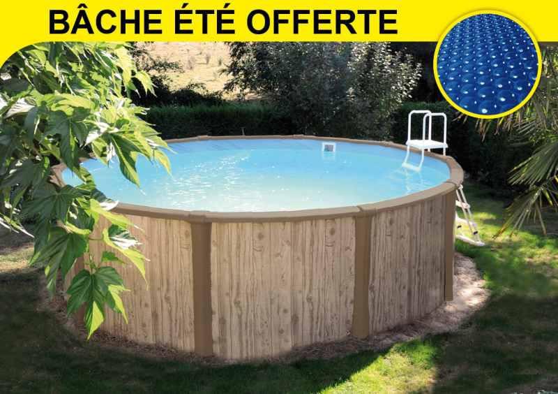 bache piscine sunbay freedom