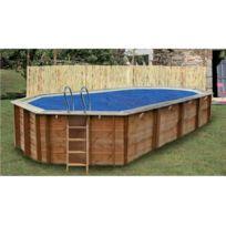 bache piscine sunbay octogonale