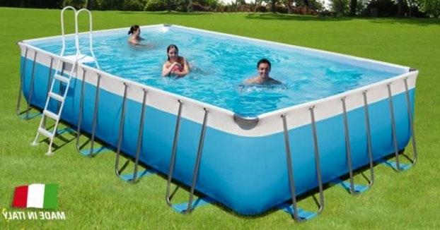 bache piscine super u