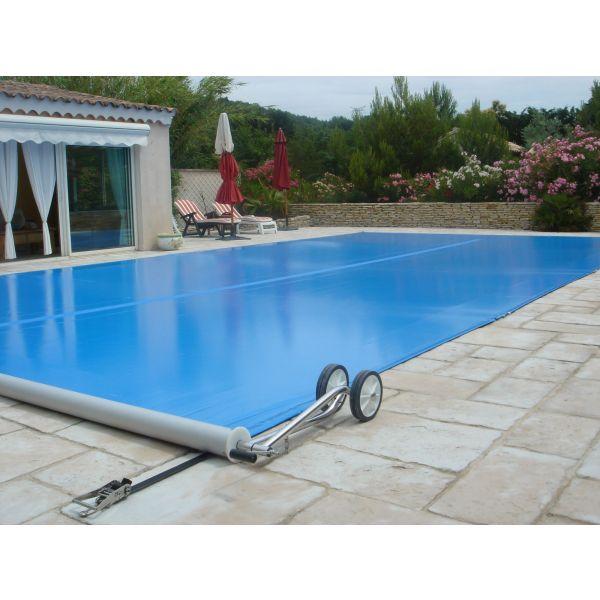 bache piscine toute saison