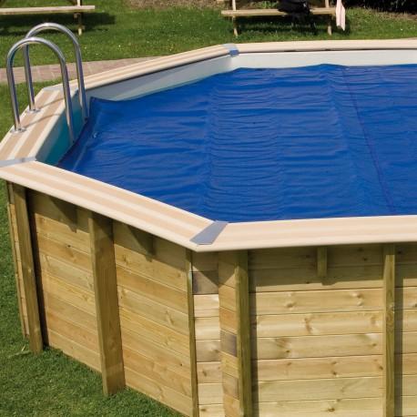 bache piscine ubbink 410