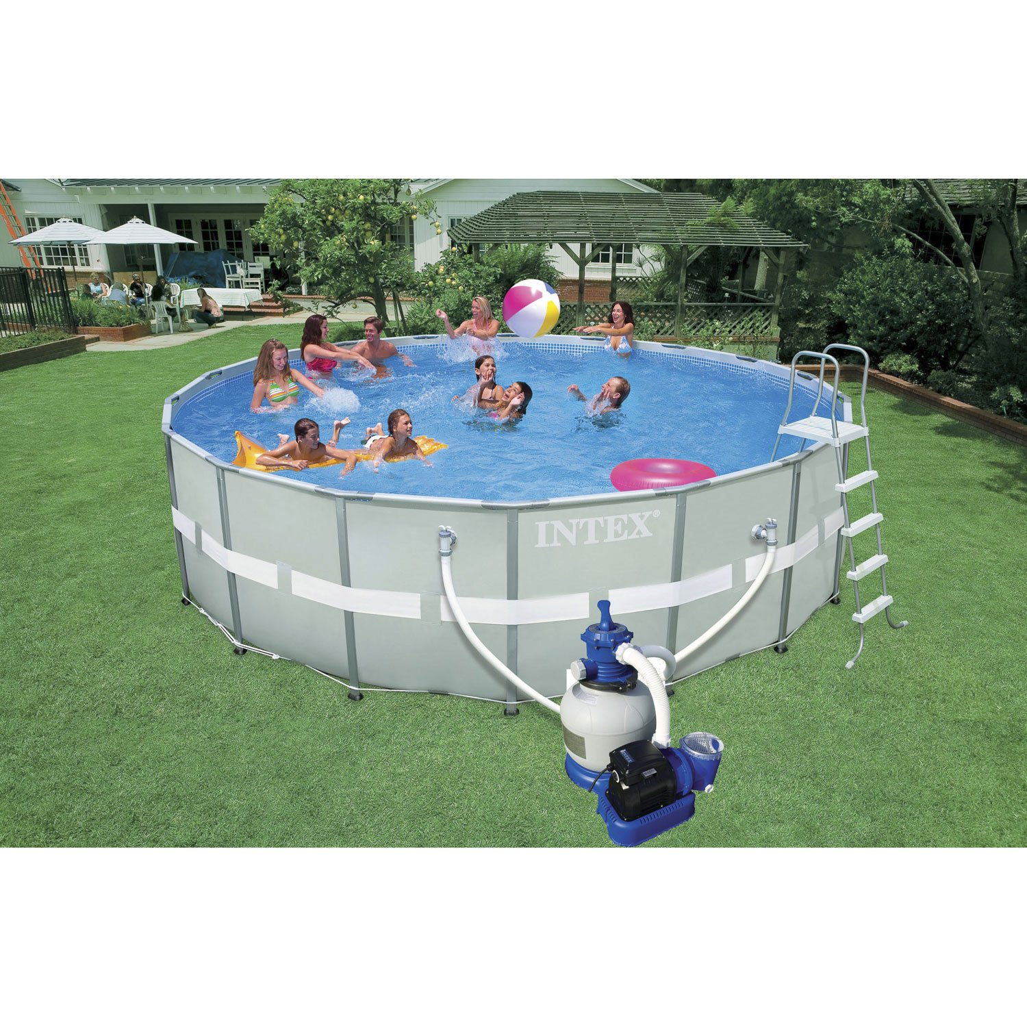bache piscine ultra frame
