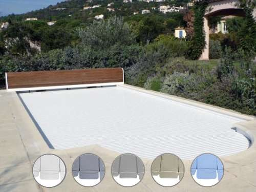volet piscine 6 x 3