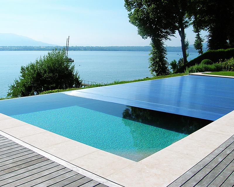 Volet piscine a debordement - Piscine debordement ...