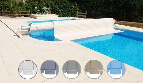 volet piscine amovible