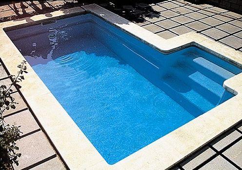 volet piscine avec escalier lateral
