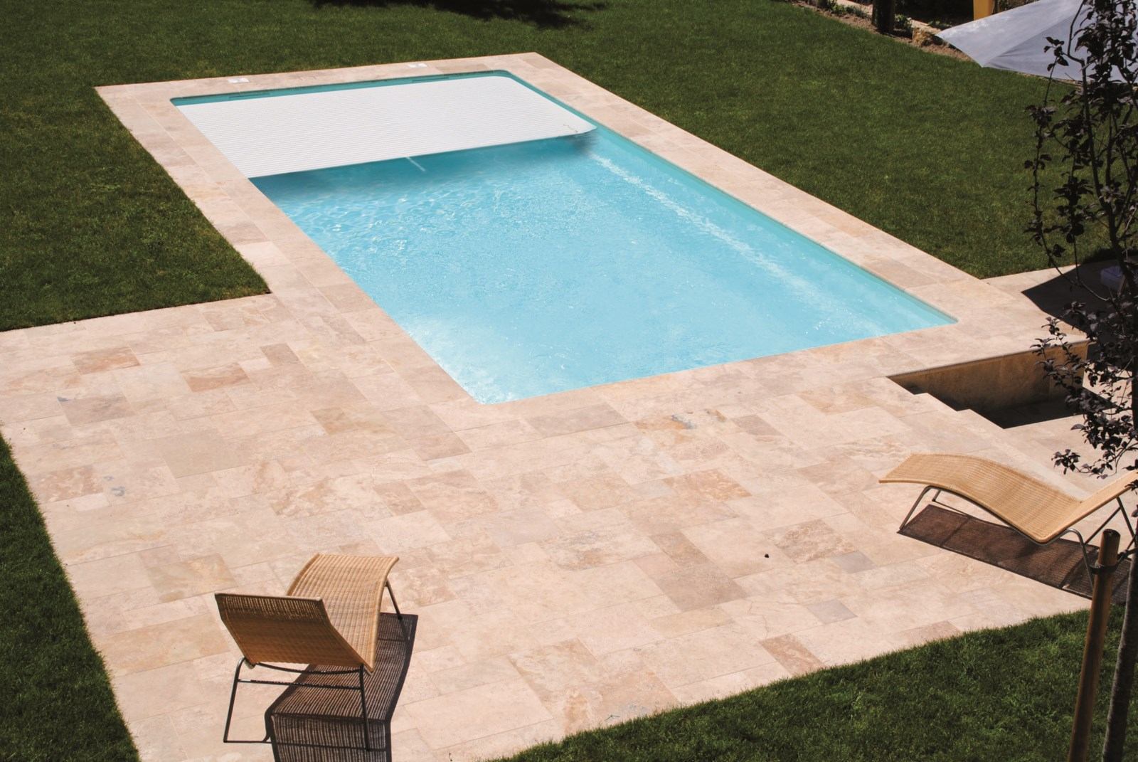 volet piscine borneo