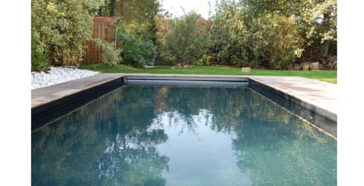 volet piscine caron