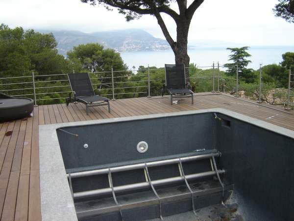 volet piscine coffre