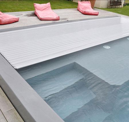 volet piscine couleur. Black Bedroom Furniture Sets. Home Design Ideas