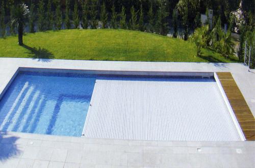 volet piscine electrique