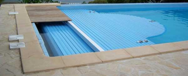 volet piscine filtration