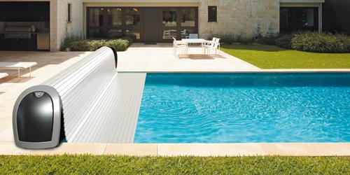 volet piscine hors d'eau