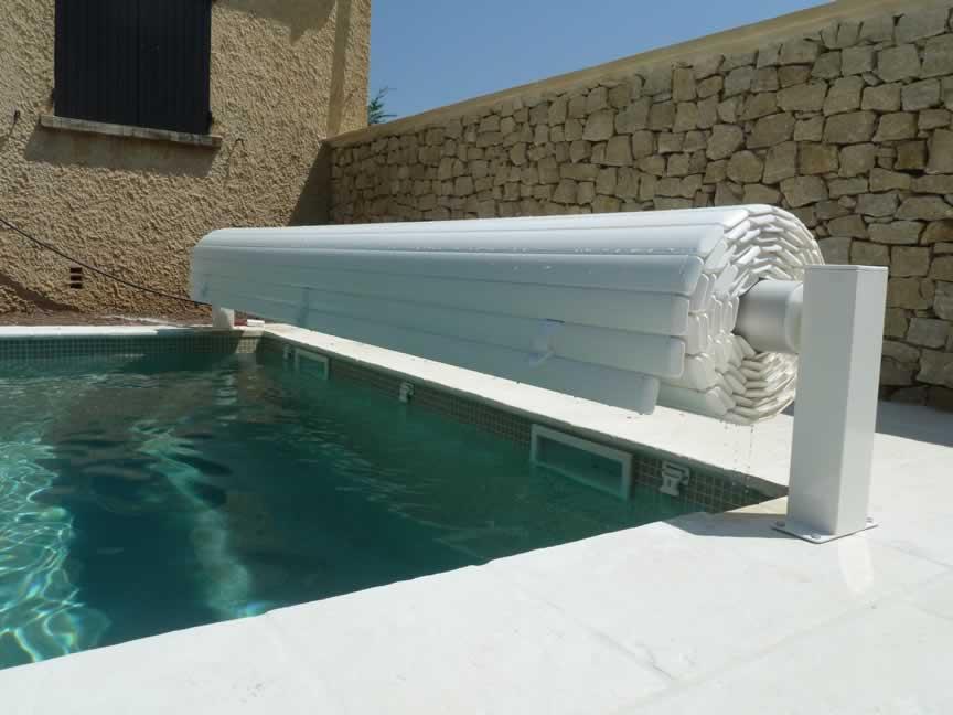 volet piscine hors sol manuel