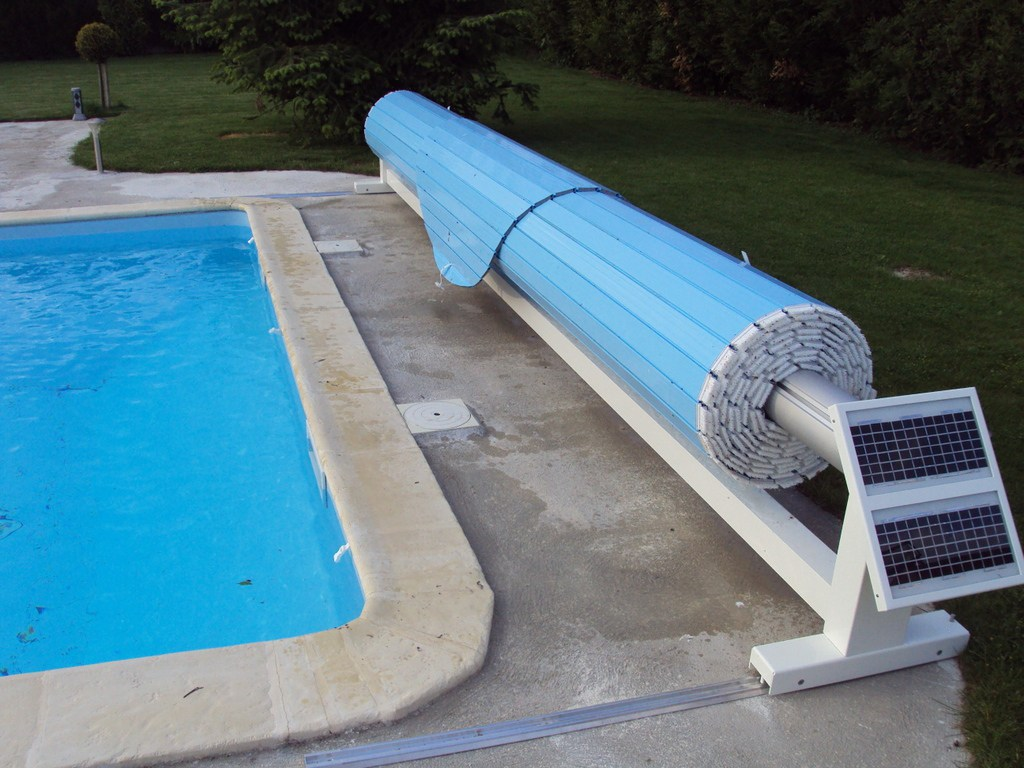 volet piscine hors sol mobile