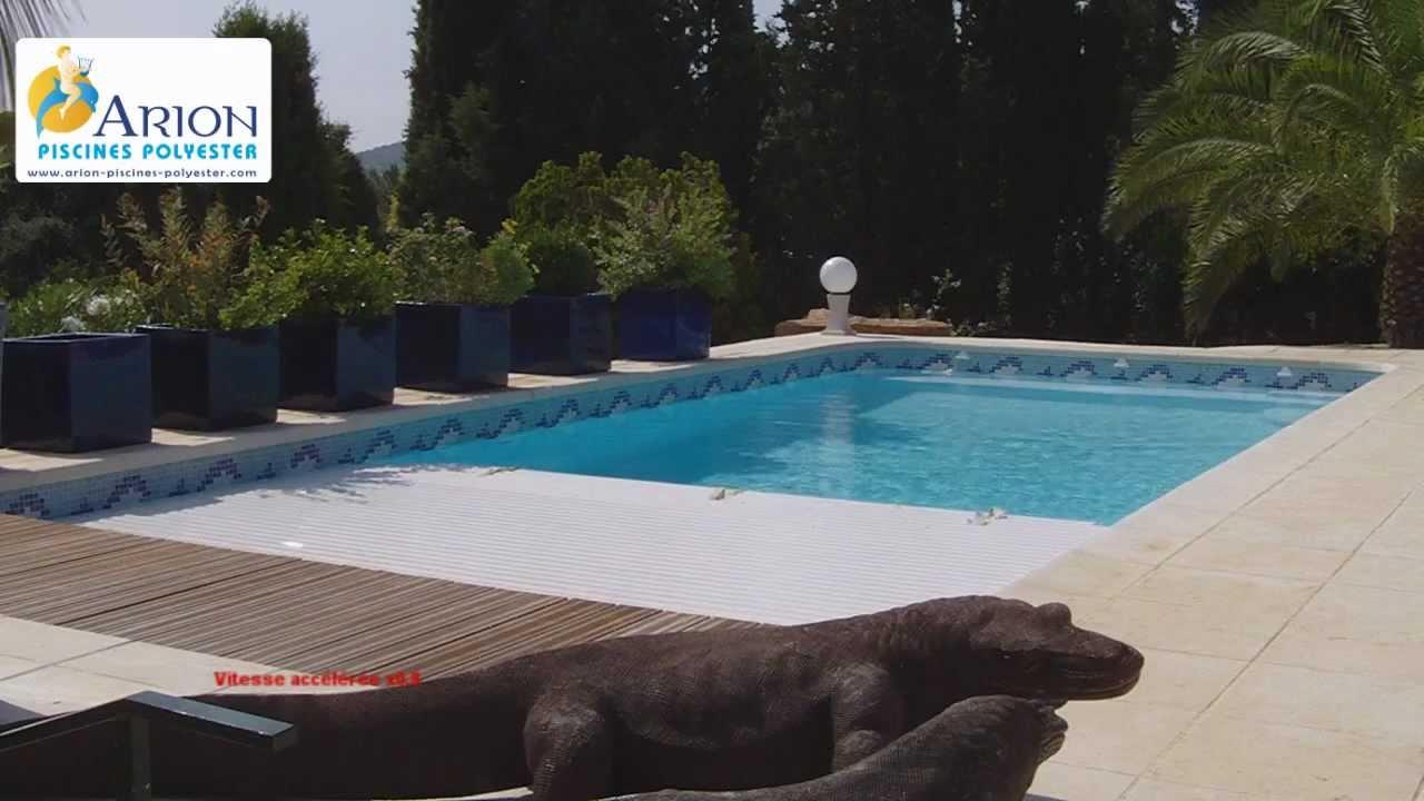 volet piscine magiline