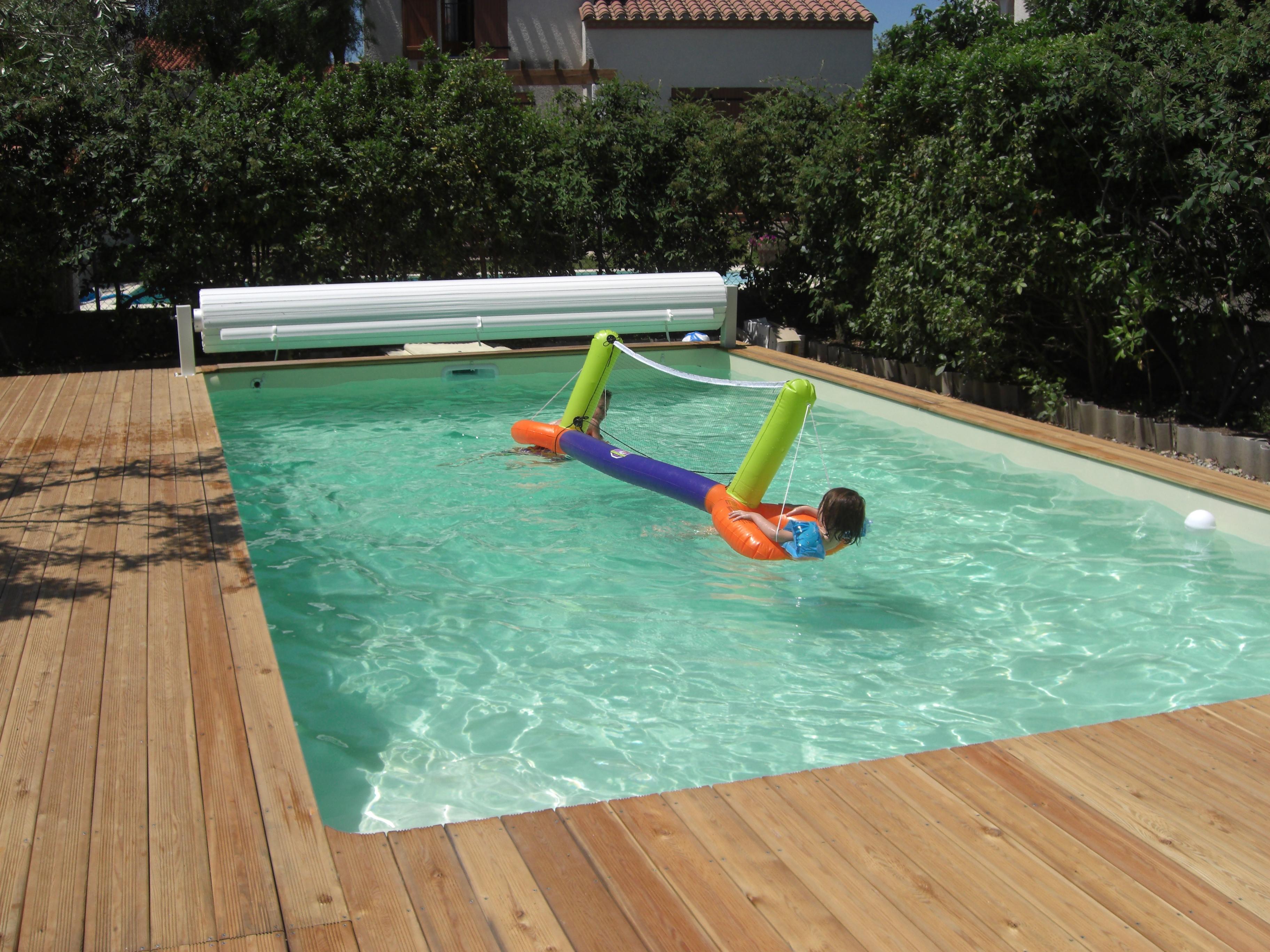 volet piscine marquise