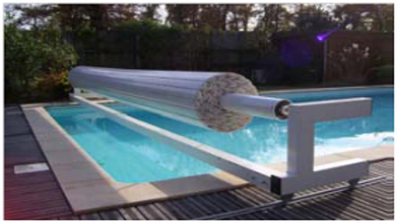 volet piscine mobile