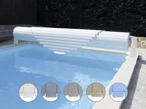 volet piscine motorise