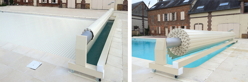 volet piscine mouv and roll