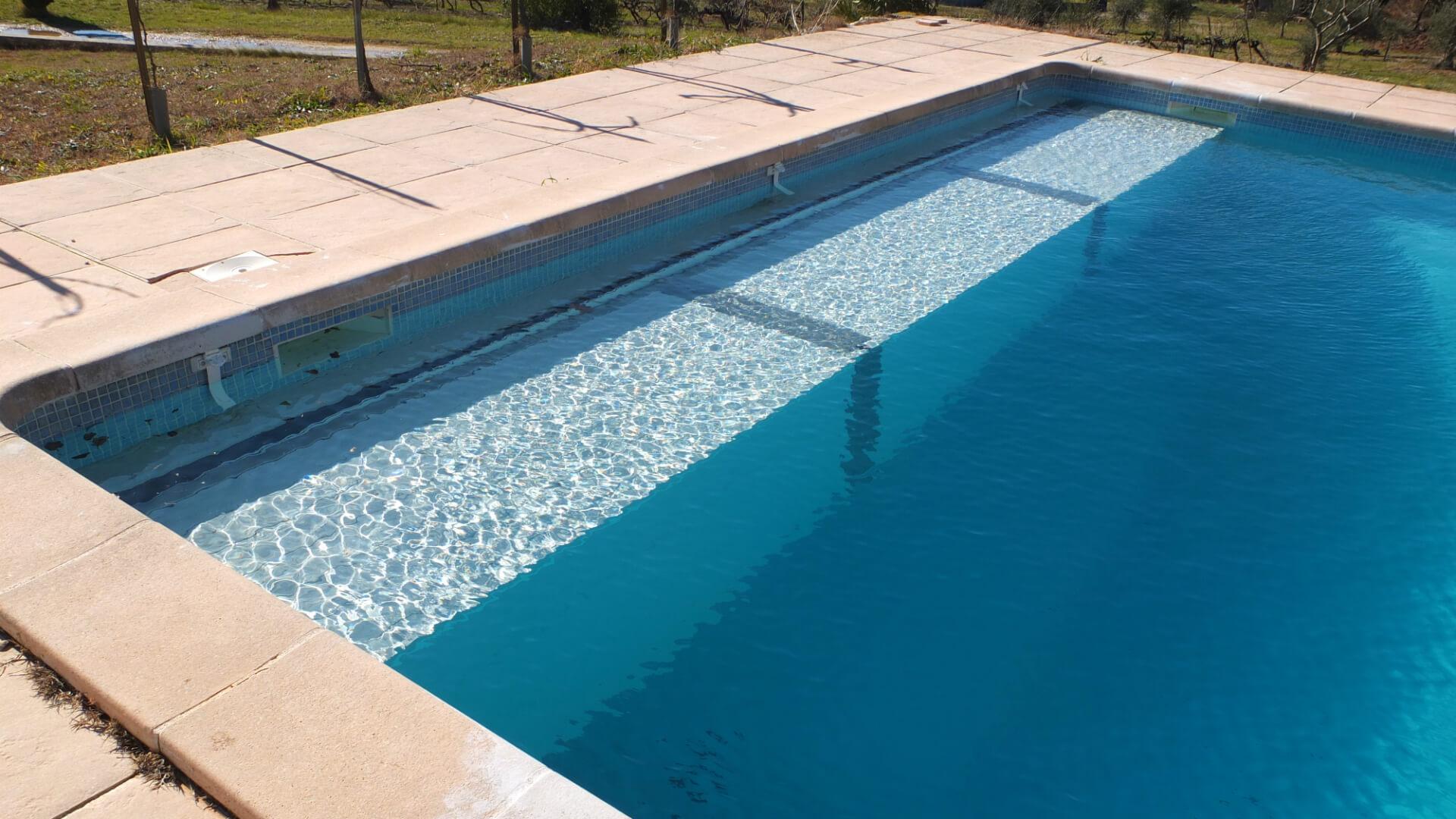 volet piscine ne s'ouvre plus