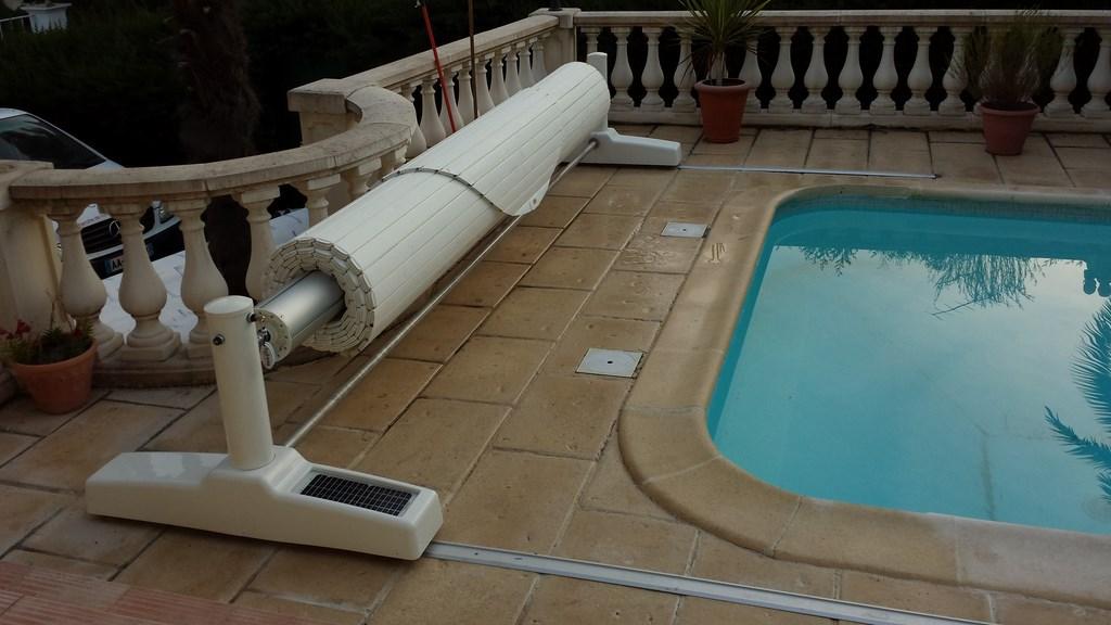 volet piscine odyssee