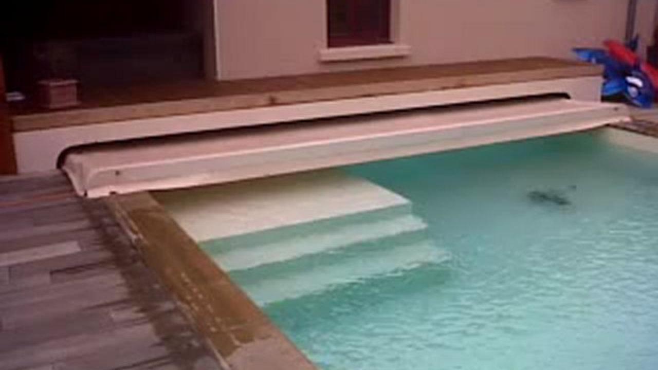 volet piscine prima