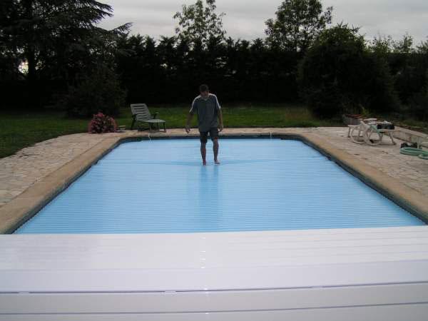 volet piscine rigide