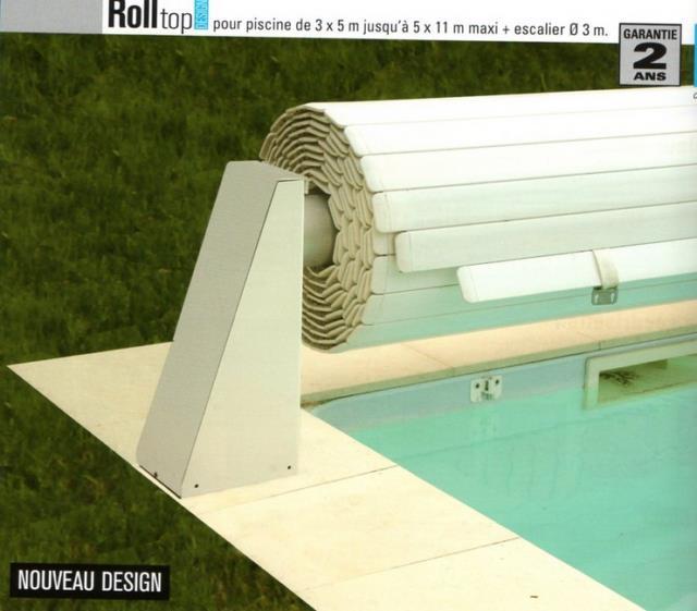 volet piscine roll easy