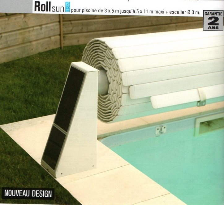 volet piscine roll sun