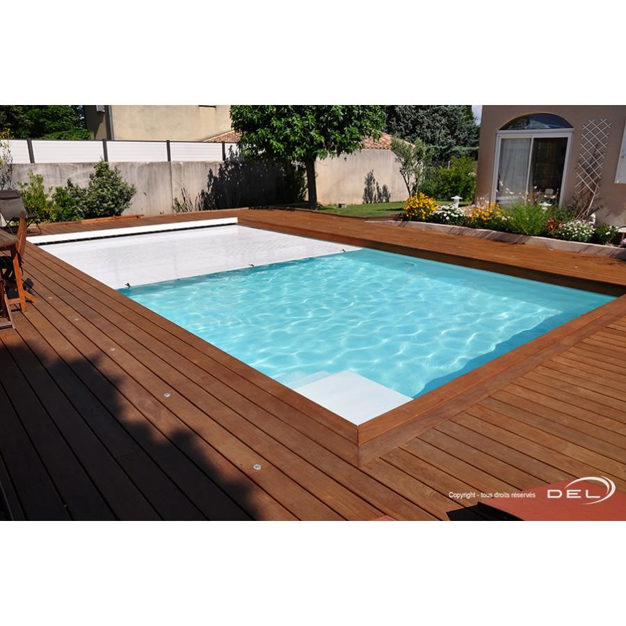 volet piscine rollin