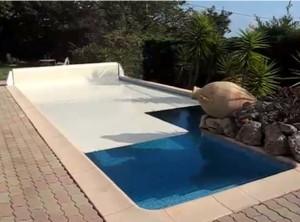 volet piscine roulant electrique