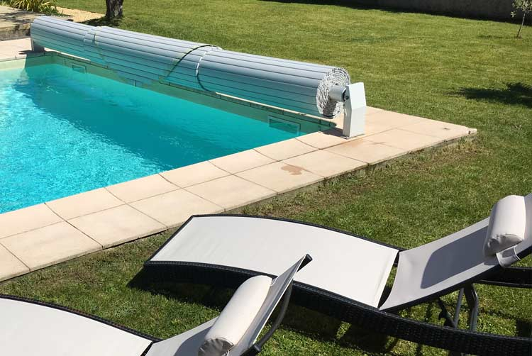 volet piscine safety roll