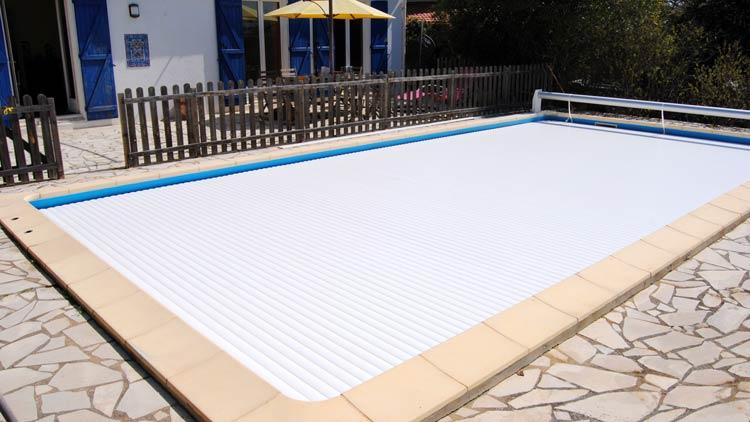 volet piscine safety roll