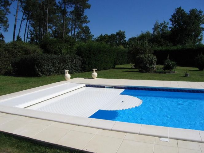 volet piscine solaire+immerge