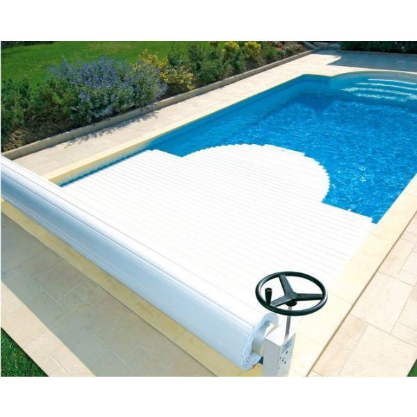 volet piscine soldes