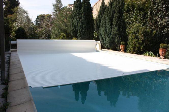 volet piscine temperature