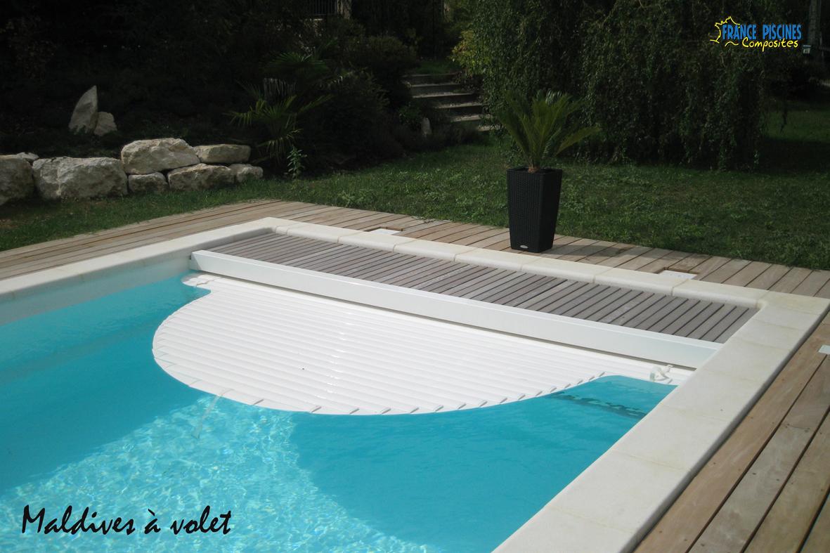 volet piscine trema