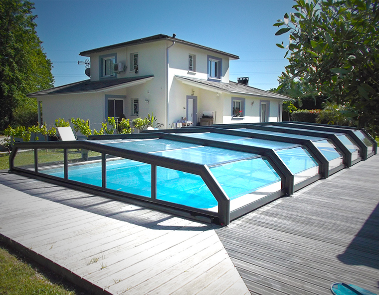 abri piscine 33