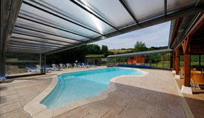 abri piscine 71