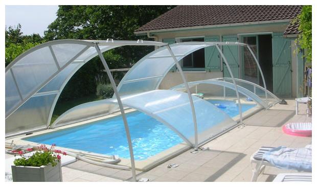 abri piscine 7m