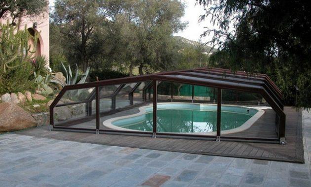 abri piscine desjoyaux occasion