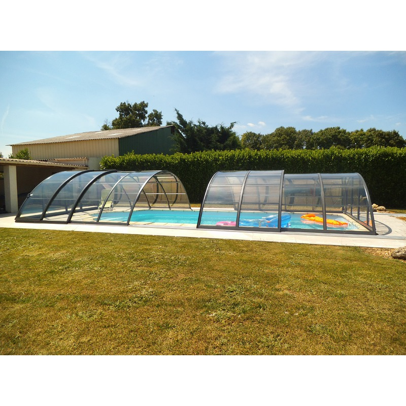 abri piscine destockage