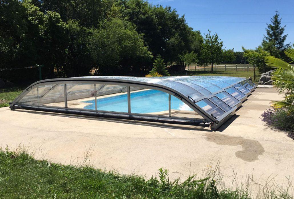 abri piscine elitys