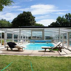 abri piscine gigean