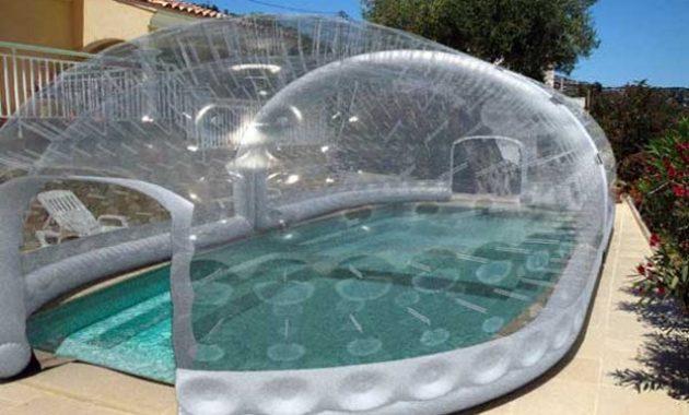 abri piscine gonflable avis