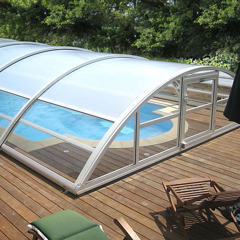abri piscine kit