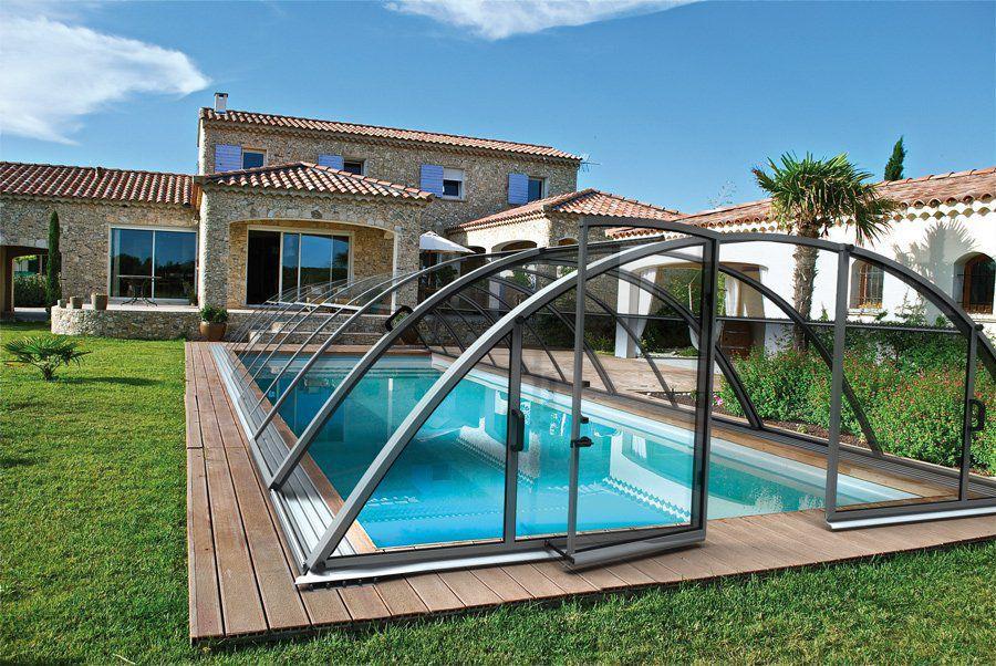 abri piscine klasik excellence