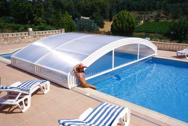 abri piscine mezzo